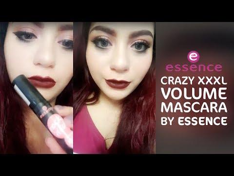 Crazy XXXL volume mascara by essence ~