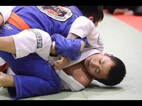 Seiryu Masada vs Aito Omura / COPA BULLTERRIER JR 2019