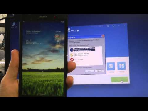 How to: Root a Sony Xperia (J, Z, Z1, Z Ultra)