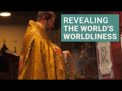 Revealing the World's Worldliness: Dr. Samuel Keyes on the New Evangelization