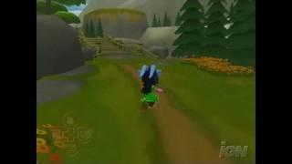 Neopets: The Darkest Faerie PlayStation 2 Gameplay -