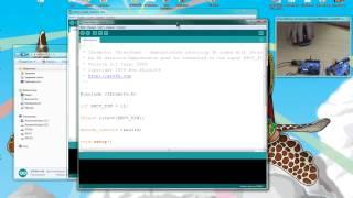 4/6 как ? узнать код - кнопки ИК пульта how? learn the code button IR Remote control