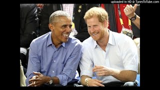 BBC News: Prince Harry interviews Barack Obama