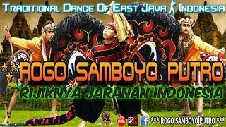 Jaranan Rogo Samboyo Putro Terbaru Live Bujel Gang1 Kediri   Traditional Dance Of Java
