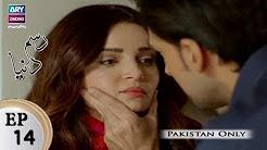 Rasm-e-Duniya - Episode 14 - ARY Zindagi Drama