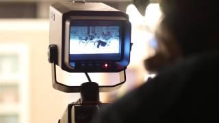 TV Studio Camera Operator 02 / Free Stock Footage (1080p)