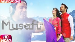 Musafir (Full Song) | Arslan Syed ft. Rahat Fateh Ali Khan | Latest Punjabi Song 2017