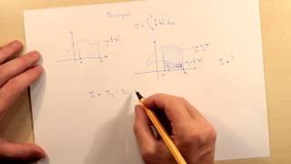 Геометрический смысл определенного интеграла. Ответы