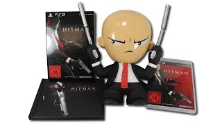 Unboxing Hitman: Absolution Deluxe Professional Edition