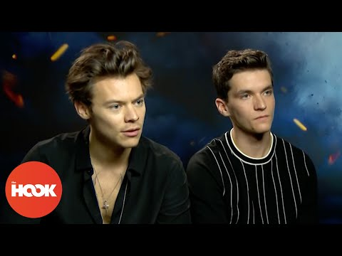 Harry Styles & Fionn Whitehead on DUNKIRK, Christopher Nolan & Being Giants | *UNEDITED INTERVIEW*