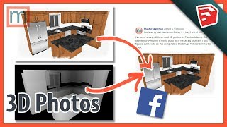 How to create Facebook 3D photo
