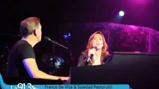 Franco De Vita & Soledad Pastorutti | No se olvida | La 91.3 fm