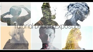 Tutorial Double Exposure Picsart Android