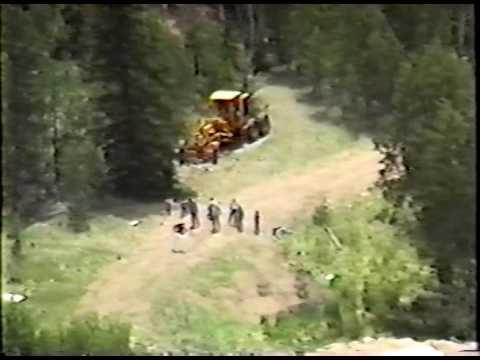 Surveillance of Fuqra Terrorist Training Camp in Colorado in 1992