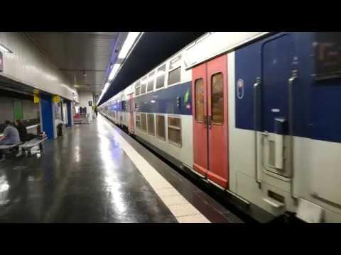 Transilien Z 20931 216A écarte de Paris-Austerlitz