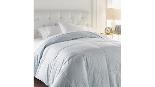 Concierge Collection Platinum 430TC Goose Down Comforter