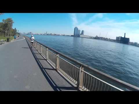 East side path, NYC
