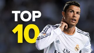 Top 10 highest paid footballers