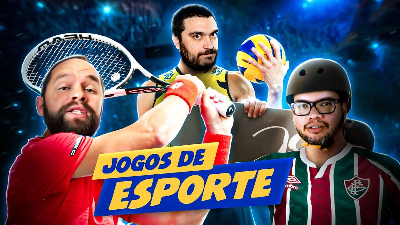 Jogos de Esportes | MRG