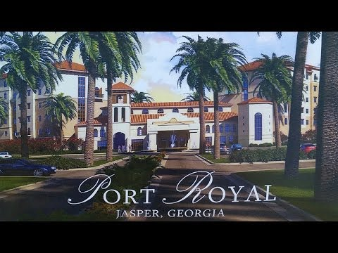 Port Royal, Conference Center & Indoor Water Park