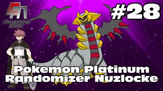 Pokemon Platinum Randomizer Nuzlocke: Episode 28: The Easy Road