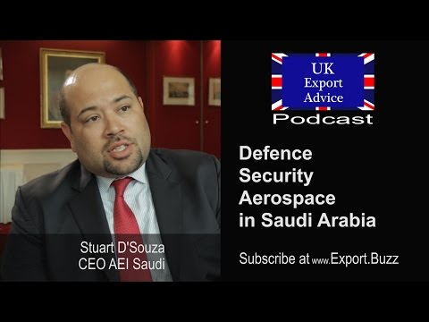 Defence, Security & Aerospace Opportunities in Saudi Arabia
