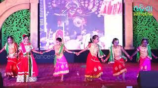 Jhuli Jhuli Asuchhe mo Kala Mohan    Sambalpuri Bhajan    Black Spider Dance Group, Khordha