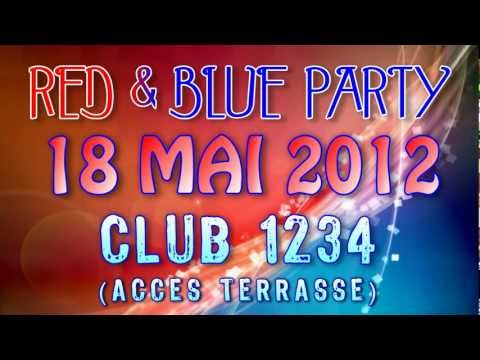 RED & BLUE PARTY (Promo)(HD)
