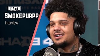 SMOKEPURPP Talks New Project and Losing A Kanye West Track | SWAY'S UNIVERSE
