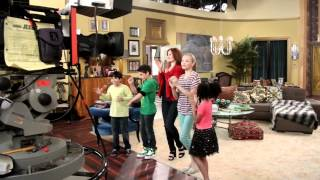 Jessie - Live Taping - ''Cattle Calls & Scary Walls'' - Last Episode of Season 1 [2nd Day]