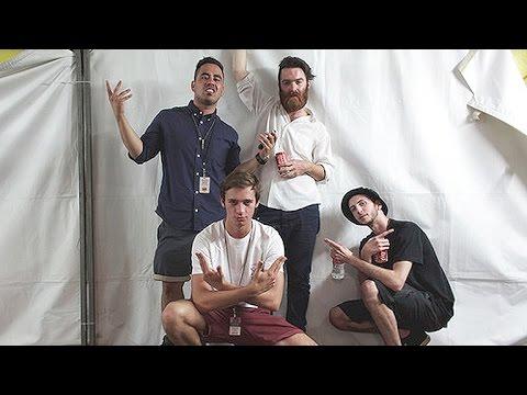 Ta-Ku, Flume & Chet Faker Interview [Pilerats]