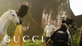Gucci Aria | Behind The Scenes With Alessandro Michele