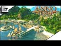 Anno 1800 - EXPANDING OUR EMPIRE TO NEW ISLANDS!