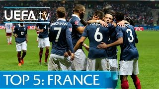 Top 5 France goals: Pogba, Griezmann and more