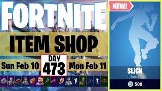 1 NOUVELLE emote REAL SLICK, slick! #473 de magasin d'articles Fortnite Fortnite