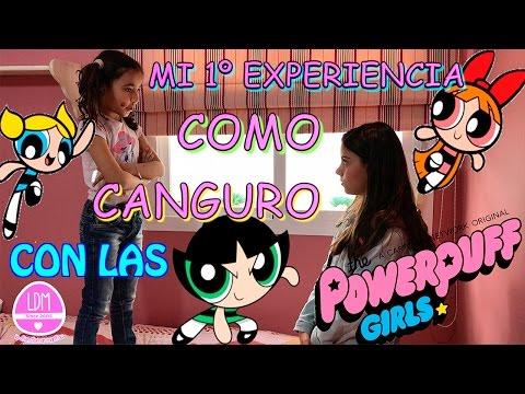MI PRIMERA EXPERIENCIA COMO CANGURO/ LA DIVERSION DE MARTINA