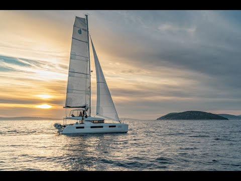 Lagoon 50 - July 2018 Charter Experience In Croatia Aboard Captain Morgan