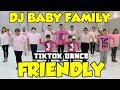 DJ BABY FAMILY FRIENDLY BILA DIA MENYUKAIKU TIKTOK DANCE VIRAL ZUMBA SENAM JOGET GOYANG