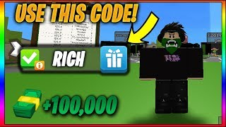*NEW* AWESOME CODES FOR BILLIONAIRE SIMULATOR! (Roblox)