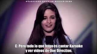 Meet Camila Cabello - The X Factor Audition (TV Ver.) [5H-MEXICO-SUBS]