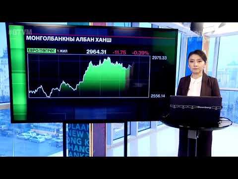 Дотоод валютын зах зээл | 2018.02.21