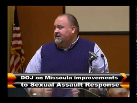 City of Missoula and DOJ Press Conference May 11 2015