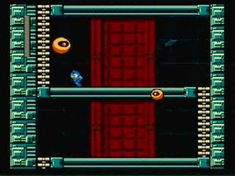 Mega Man 9  Galaxy Man Stage