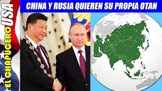 """China y Rusia impulsan la creación de una """"OTAN asiática"""" para contener a EU"""