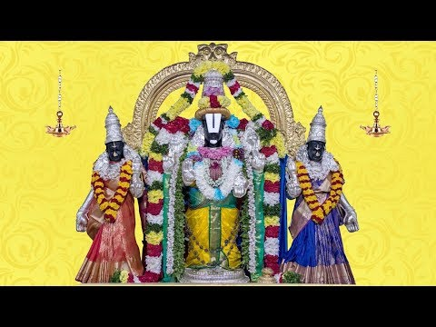 Maha Samprokshanam (Consecration Ceremony) of Sri Srinivasa Perumal Temple - Sunday, 22 April 2018
