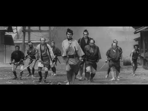 "YOJIMBO - extrait ""Duel"" (VOST - HD)"