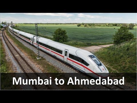 Image result for mumbai ahmedabad bullet train