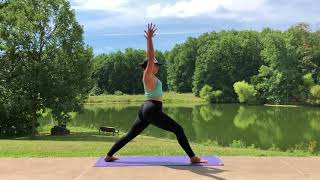 Energizing Vinyasa Yoga Flow (Beginner-Intermediate)