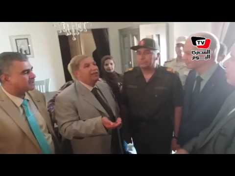 وزير القوى العاملة والمحافظ يتفقدان مدينة الإسماعيلية الجديدة.. و«طاهر»: نموذج عالمي  - 12:21-2017 / 7 / 11