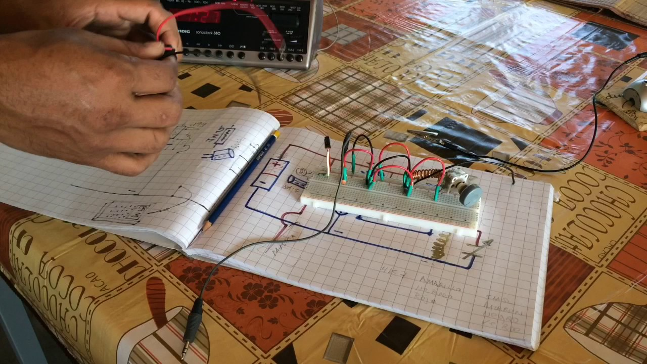 Circuito Bluetooth Casero : Circuito emisor fm fácil bluetooth con mi 📻😂😂😂 youtube